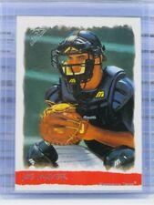 2002 Topps Gallery Joe Mauer Rookie Card RC #186 Twins (A) D40