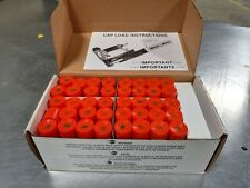 "GRIP RITE 1/2"" X 5/8"" LASER WELD PLASTIC CAPS & STAPLE PACK GRCP5822L 2200 COUNT"