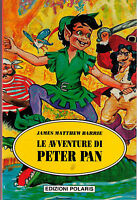 1 LIBRO ROMANZO CULT-LE AVVENTURE DI PETER PAN,STORIA VERSIONE INTEGRALE ANNI 90