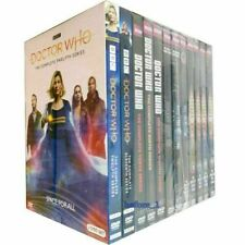 Doctor Who: Complete Series Season 1-12 Dvd Set 61 Disc Brand New
