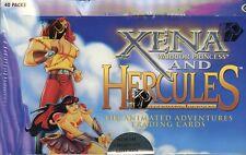 Xena & Hercules Animated Adventures Card Box
