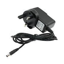1PCS UK Plug 100-240V AC to DC 9V 1000mA 1A Power Adapter Plug