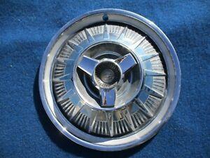 "1964 1965 1966 Ford Thunderbird Spinner 15"" Wheel Cover Hubcap Original FOMOCO"