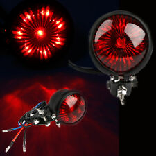 Motorcycle LED Brake Stop Rear Tail Light For Bobber Chopper Cafe Racer ATVS