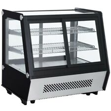 Marchia Mdcc125, 28″ Refrigerated Countertop Dual Access Display Case