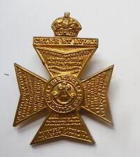 British WW I Era Royal Rifle Corps Regiment Cap Badge Good Condition
