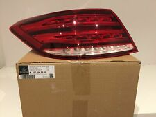 MERCEDES BENZ NEW GENUINE E CLASS W207 REAR BRAKE LIGHT LEFT PASSENGER SIDE