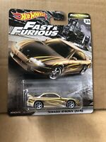 HOT WHEELS PREMIUM DIECAST -Fast & Furious Nissan 240SX (S14) 3/5 Combined Post