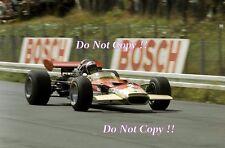 Jochen Rindt Gold Leaf Team Lotus 49B German Grand Prix 1969 Photograph 4