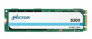 Micron 5300 PRO 480GB SATA M.2 (22x80) Non-SED Enterprise SSD