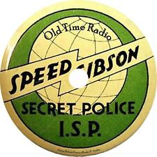 Speed Gibson Old Time Radio Shows OTR 178 Episodes on 1 MP3 DVD Free Shipping