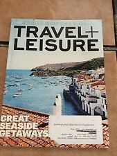 TRAVEL AND LEISURE MAGAZINE JUNE 2014 -  42 PLACES TO GO IN THE USA 174 PAGES