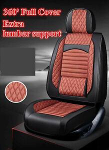 Waterproof PU LEATHER Car Seat Cover for HYUNDAI Tucson i30 ix35 SUV Santa Fe