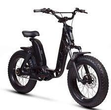 "Fantic ISSIMO FUN schwarz - E-Pedelec 2020 - E-Bike - 20"" Zoll - Elektrofahrrad"