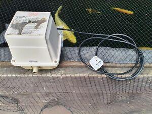 Medo Air Pump LA-45B Koi Fish Pond Water Garden Oxygen Aeration