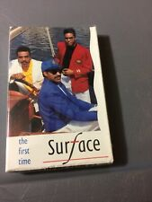 SURFACE THE FIRST TIME FACTORY SEALED CASSETTE SINGLE C65