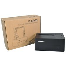 """USB 3.0 Hard Disc Drive Docking Station for 2.5"""" and 3.5"""" SATA HDD External"""