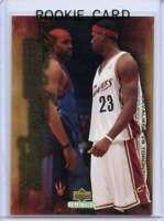Lebron James Rookie Card 2003-04 Upper Deck Freshman Season #22