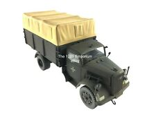 1:32 Diecast 21st Century Toys Ultimate Soldier WWII German Army Opel Blitz