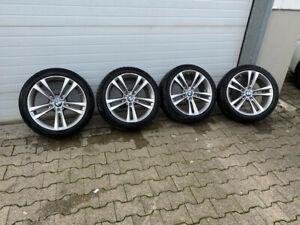 Original neuwertige BMW Winterräder 18 Zoll für 3erBaureihe (F30)