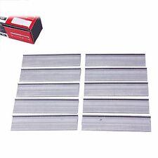 "Steel Core 1,000 count 1-1/4"" 18 Gauge Galvanized Finish Flooring L-Cleats"