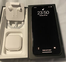 Apple iPhone 11 Pro Max - 512GB - Space Grey (Unlocked) A2218 (CDMA + GSM)