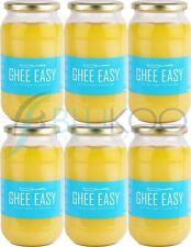Ghee facile Organic Ghee - 850 g (Pack de 6)