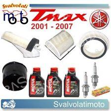 TAGLIANDO T-MAX 2005 3 LITRI MOTUL 300V + FILTRI ARIA + FILTRO OLIO + CANDELE