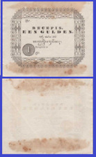 NETHERLANDS INDIES 1 GULDEN 1846 UNC - Reproduction