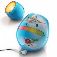Disney Living Colors Micro Planes Philips Night Light 64 Colors
