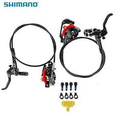 Shimano Deore XT M8000 MTB Hydraulic Disc Brake Kit Front & Rear Bike Brakes