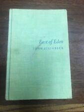 "East of Eden by John Steinbeck 1952 1st Ed 1st Print ""Bite""pg 281Wolff book mnf"