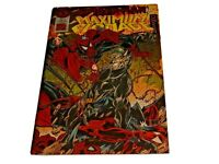 1995 Marvel Spider-Man Maximum Clonage Omega Wraparound Cover NM