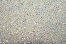 Toho seed beads 15/0 - Silver-Lined Milky White
