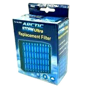 Qty. 2 - Arctic Storm Ultra Replacement Filter Brand New Free Shipping