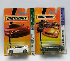 Matchbox 2008 08 Honda Civic Type R White Die Cast 1/61 Scale Audi RS6 Avant lot