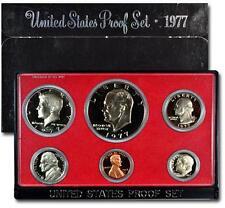 1977-S United States Clad Proof Set (Original Mint Packaging) SKU1423