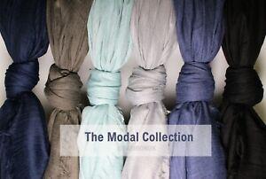 Modal Cotton Hijab Headscarf High Quality Shawl Summer