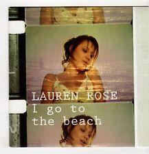 (GU446) Lauren Rose, I Go To The Beach - 2007 DJ CD