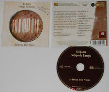 Codigo de Barros  An Iberian Roots Project  U.K. CD