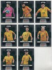 Panini Prizm World Cup 2018 Complete 8 Card Australia Team Set