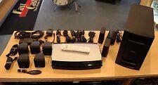 Bose AV18 Media Center w/ PS 28 III Speaker System Pre-owned Free Shipping