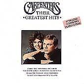 The Carpenters : Carpenters: Their Greatest Hits CD Expertly Refurbished Product