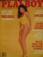 Playboy July 1991 | Wendy Kaye Sonia Vassileva Jennifer McCloskey   #1107+