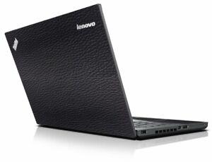 LidStyles Carbon Fiber Laptop Skin Protector Decal IBM / Lenovo ThinkPad T450S