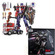 Transformers WEIJIANG M01 COMMANDER Optimus Prime Gift Kids Masterpiece Toys