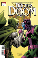 Doctor Doom #6 Christopher Cantwell Marvel Comic 1st Print 2020 unread NM