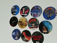 POGS KNOTT BERRY FARM 90S POGS TAZO DISC THINGS 90S NOSTALGIA