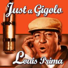 CD Louis Prima - Just a gigolo
