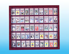 Cherry Sports 50 Card Display Case for Graded Cards